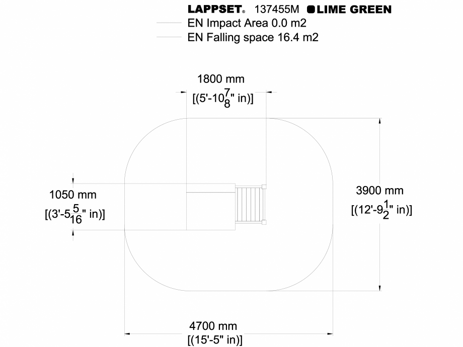 Pagina 1 - CAD-DWG Echipament de joaca pentru copii - 137455 LAPPSET Detaliu de produs NEW FINNO
