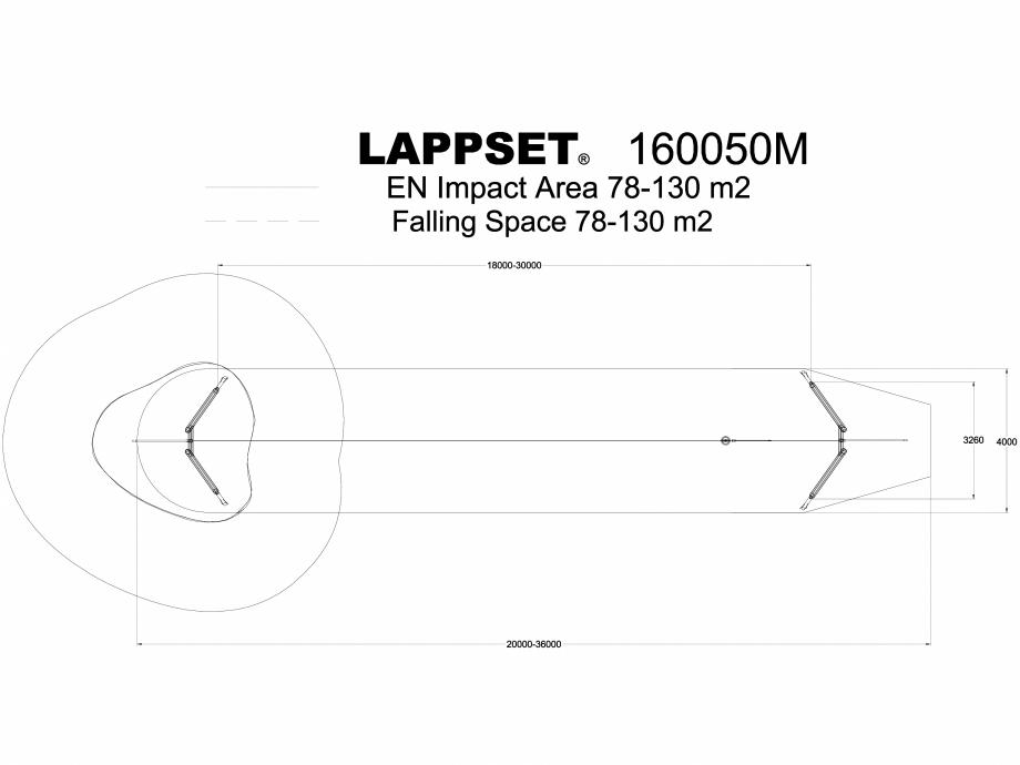 Pagina 1 - CAD-DWG Echipament de joaca pentru copii - 160050 LAPPSET Detaliu de produs NEW FINNO
