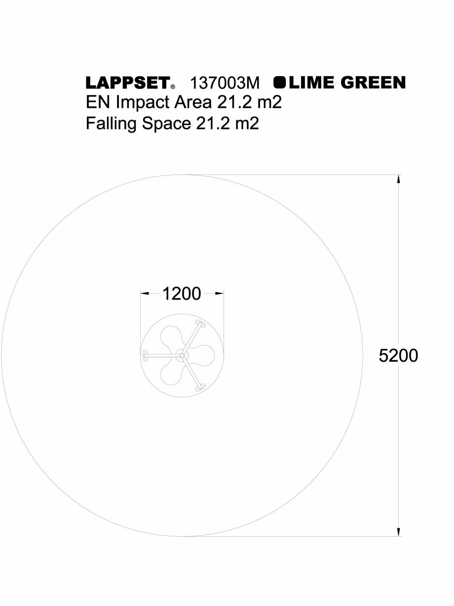 Pagina 1 - CAD-DWG Echipament de joaca pentru copii - 137003MPL LAPPSET Detaliu de produs CLOXX