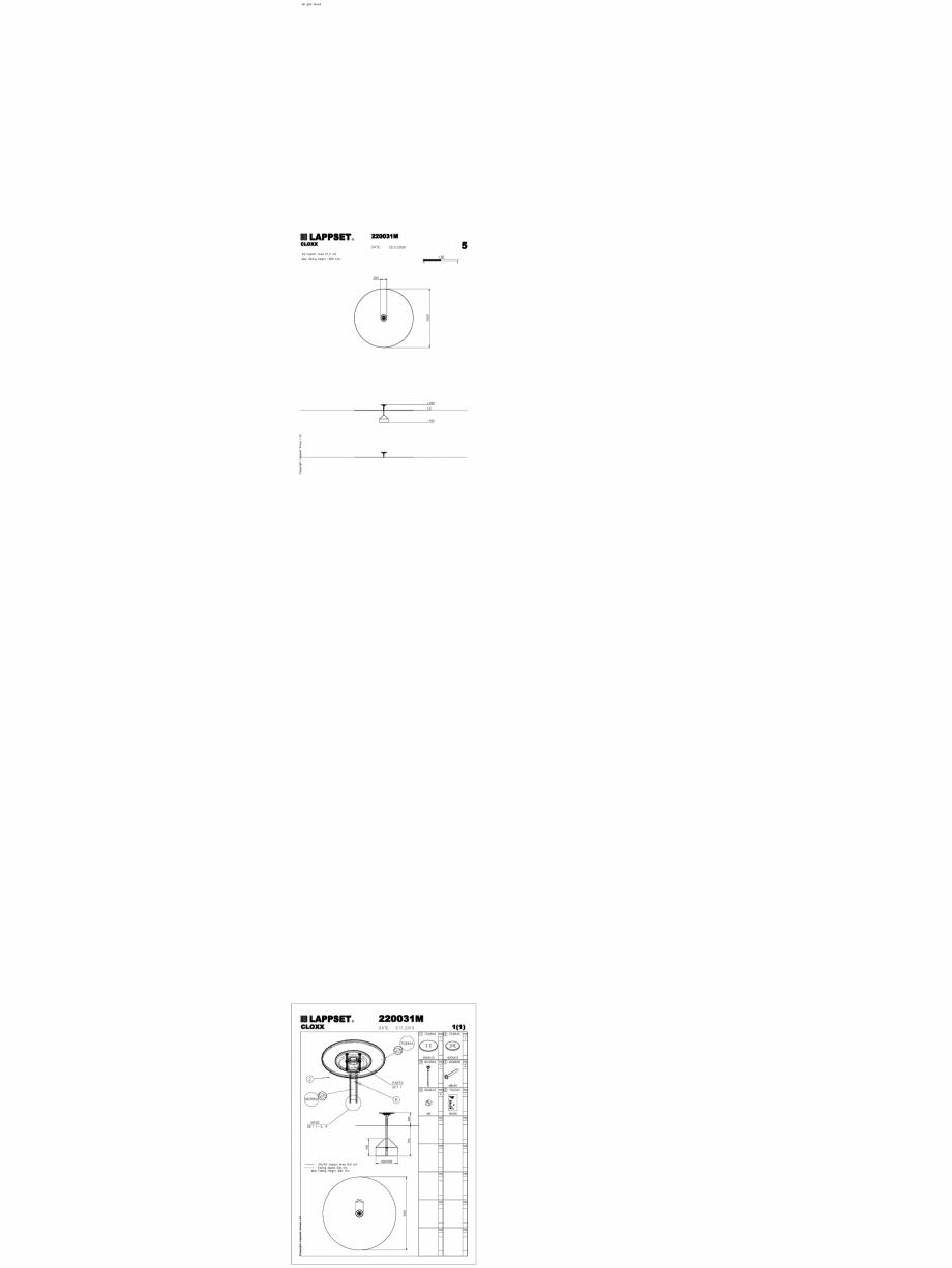 Pagina 1 - CAD-DWG Echipament de joaca pentru copii - 220031M(2) LAPPSET Detaliu de produs CLOXX