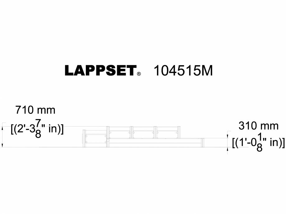 Pagina 1 - CAD-DWG Echipament de joaca pentru copii sub 4 ani LINNEA 104515M LAPPSET Detaliu de...