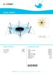 Structura de catarat SPIDER L 200225 LAPPSET - CLOXX