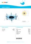 Structura de catarat SPIDER M 200220 LAPPSET - CLOXX