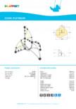 Echipament de catarat PLATINIUM 220090M LAPPSET - CLOXX