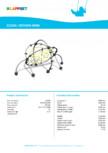 Echipament de catarat OXYGEN MINI 220131 LAPPSET - CLOXX