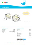 Echipament de catarat OXYGEN 220130 LAPPSET - CLOXX