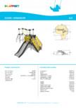 Echipament de catarat cu tobogan VANADIUM 220313 LAPPSET - CLOXX