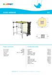 Echipament de catarat NIOBIUM 220464 LAPPSET - CLOXX