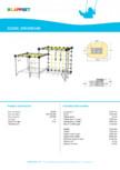 Echipament de catarat ZIRCONIUM 220470 LAPPSET - CLOXX