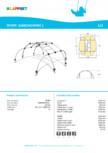 Echipament de catarat GIBBONSWING L 220513 LAPPSET - CLOXX