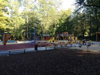 Loc de joaca Arsenal Park Loc de joaca Arsenal Park - Orastie