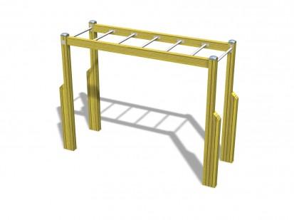 Structura pentru catarat 175016 CLOVER Echipamente de joaca pentru copii