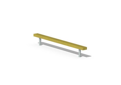 Echipament din lemn pentru echilibru 175022 CLOVER Echipamente de joaca pentru copii