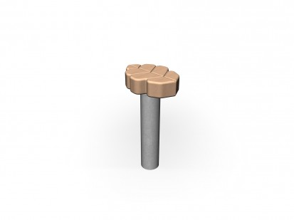 CONE - Echipament pentru echilibru din lemn 175561 FLORA Echipamente de joaca pentru copii