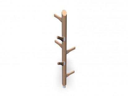 GOBLIN'S CLIMBING - Echipament de catarat din lemn 175550 FLORA Echipamente de joaca pentru copii