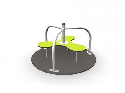 IODINE - Echipament de joaca pentru copii 137003M CLOXX Echipamente de joaca din metal pentru copii
