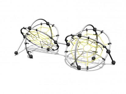 OXYGEN - Echipament de catarat 220130 CLOXX Echipamente de joaca din metal pentru copii