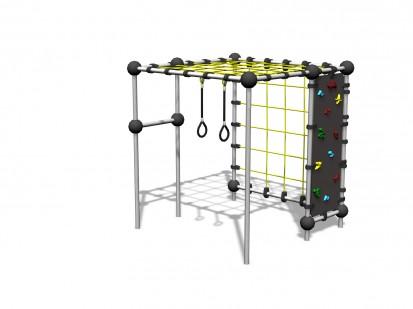 NIOBIUM - Echipament de catarat 220464 CLOXX Echipamente de joaca din metal pentru copii