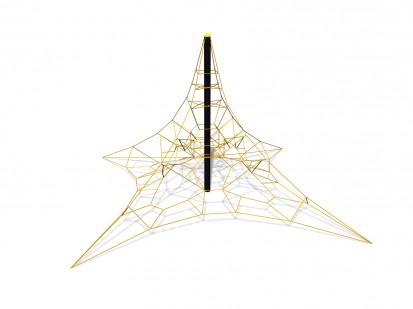 PYRAMID NET L - Structura de catarat(or) 200203 CLOXX Echipamente de joaca din metal pentru copii