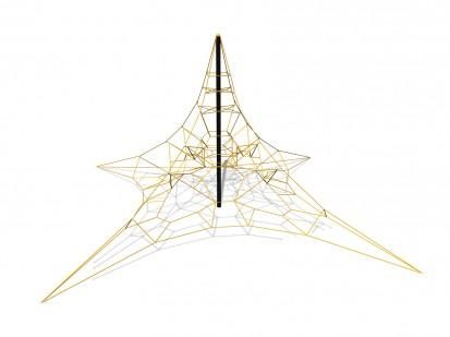 PYRAMID NET S - Structura de catarat(or) 200201 CLOXX Echipamente de joaca din metal pentru copii