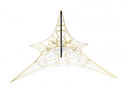 PYRAMID NET M - Structura de catarat(or) 200202 CLOXX Echipamente de joaca din metal pentru copii