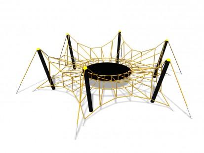 SPIDER M - Structura de catarat(or) 200220 CLOXX Echipamente de joaca din metal pentru copii