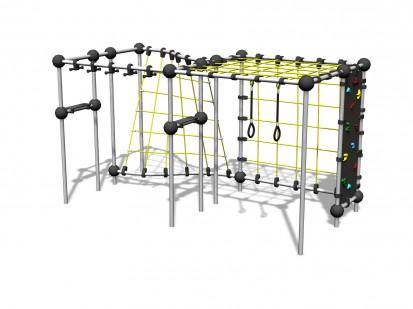 STRONTIUM - Echipament de catarat 220466 CLOXX Echipamente de joaca din metal pentru copii