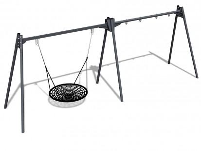 SWING FRAME - Cadru de leagan 220068M CLOXX Echipamente de joaca din metal pentru copii