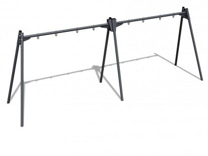 SWING FRAME - Cadru de leagan 220069M CLOXX Echipamente de joaca din metal pentru copii