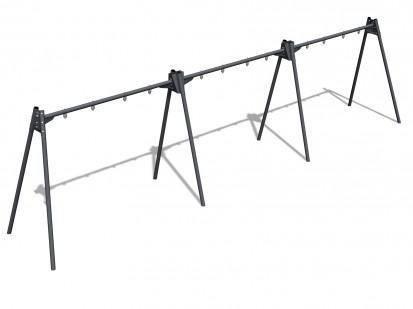 SWING FRAME - Cadru de leagan 220070M CLOXX Echipamente de joaca din metal pentru copii