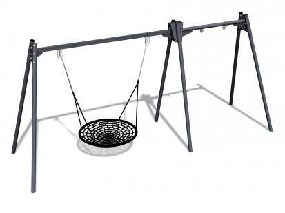 SWING FRAME - Cadru de leagan 220067M CLOXX Echipamente de joaca din metal pentru copii