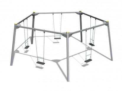TANTALUM - Echipament de joaca pentru copii 220005 CLOXX Echipamente de joaca din metal pentru copii