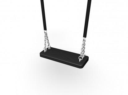 Scaun de cauciuc pentru leagan lant 160 cm - 000216 CLOXX Echipamente de joaca din metal