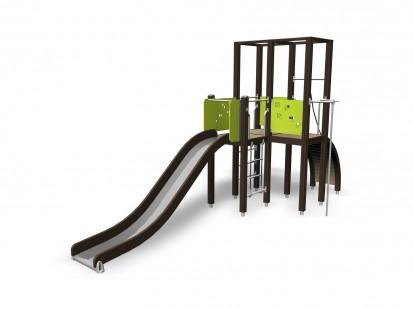 ACTIVITY TOWER - Echipament de joaca pentru copii 137100M NEW FINNO Echipamente de joaca din lemn