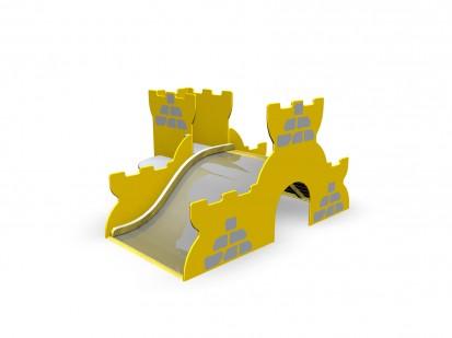 Echipament de joaca pentru copii sub 4 ani Castel M96009 FINNO ABC Echipamente de joaca din