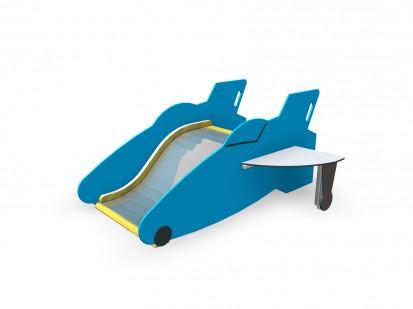 Echipament de joaca pentru copii sub 4 ani Avion M96254 FINNO ABC Echipamente de joaca din