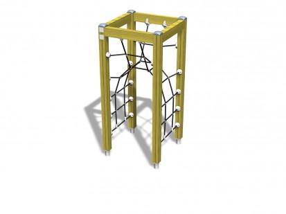 Structura pentru catarat 175009 CLOVER Echipamente de joaca pentru copii