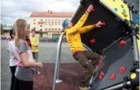 Echipamente de catarare, parkour si fitness pentru parcuri LAPPSET