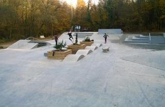 Skate park-uri - skateboarding, role si BMX