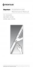 Manuale de instalare a cablurilor de incalzire RAYCHEM