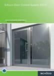 Sistem modular pentru controlul usilor SCHUCO - Door Control