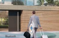Sisteme de management si control acces pentru usi de intrare  SCHUCO