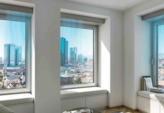 Sisteme integrate de ventilatie descentralizata pentru ferestre SCHUCO