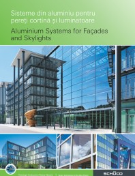 Sisteme din aluminiu pentru pereti cortina