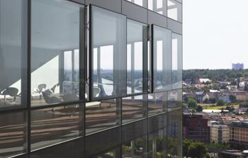 Sisteme de profile din aluminiu pentru pereti cortina  Sistemele pentru fatade SCHUCO montant-rigla beneficiaza de un concept de siguranta complex, care poate fi utilizat in functie de cerintele specifice fiecarui proiect.