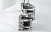 Sisteme de profile din PVC pentru ferestre SCHUCO