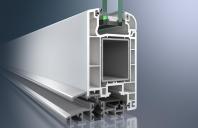 Profile din PVC pentru usi de exterior SCHUCO