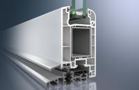 Profile din PVC pentru usi de exterior SCHUCO va ofera o gama larga de usi de intrare, cu unul sau 2 canaturi, cu panouri laterale fixe sau supralumini.Au numeroase tipuri de elemente si modalitati de deschidere.