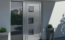Profile din aluminiu pentru usi de exterior Profilele din aluminiu pentru usile de exterior SCHUCO au caracteristici de izolare termica excelente si, datorita flexibilitatii sale poate fi utilizat intr-o paleta larga de solutii pentru securitatea si automatizarea cladirii.