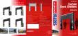 Burdufuri cu cortine STERTIL - W-500